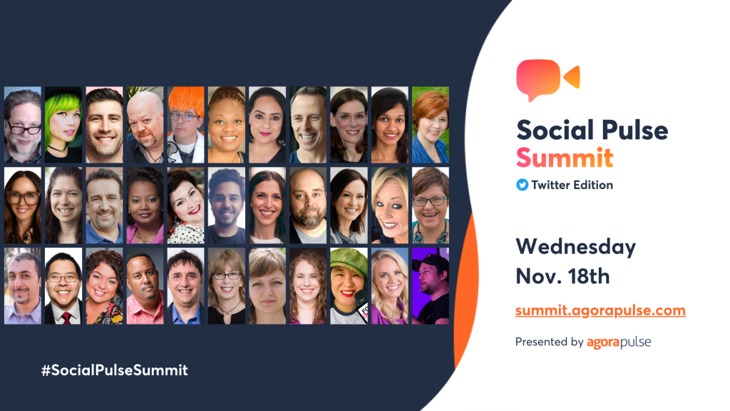 As a flounder of traditional events, the Social Pulse Summit is booming